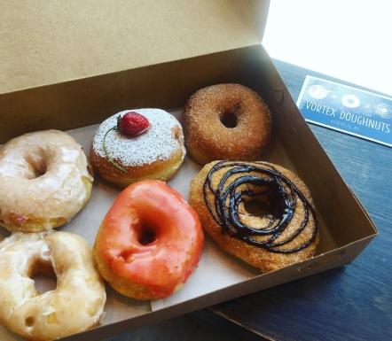 Vortex Donuts